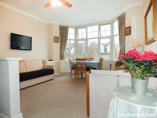 London 1 Bedroom - Townhouse apartment - Apartment reference LN-1703