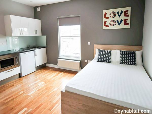 London - Studio apartment - Apartment reference LN-1753