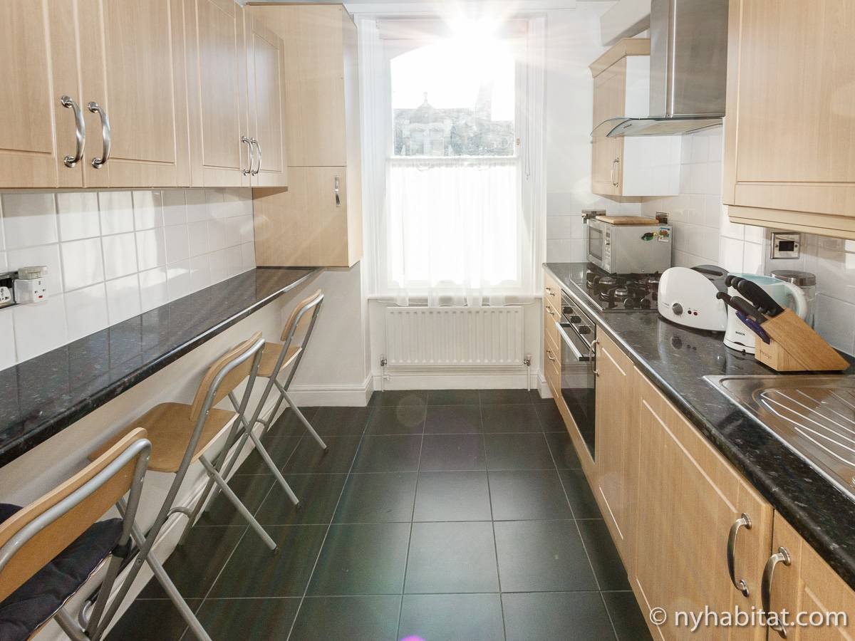 Apartamento en londres 1 dormitorio west kensington hammersmith fulham ln 1773 - Apartamento en londres ...