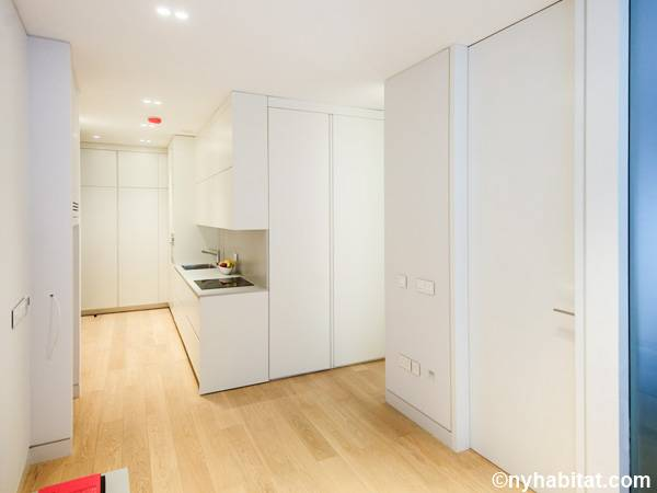 London 1 Bedroom apartment - kitchen (LN-1797) photo 2 of 2