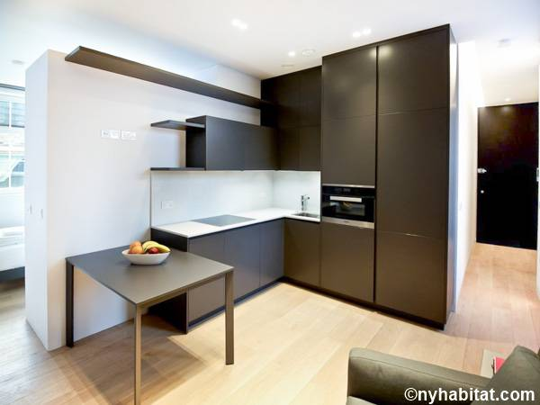 London Studio apartment - kitchen (LN-1798) photo 2 of 4