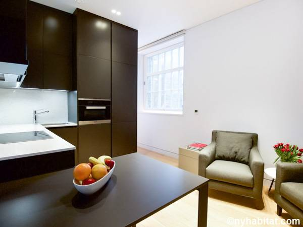 London Studio apartment - Apartment reference LN-1798