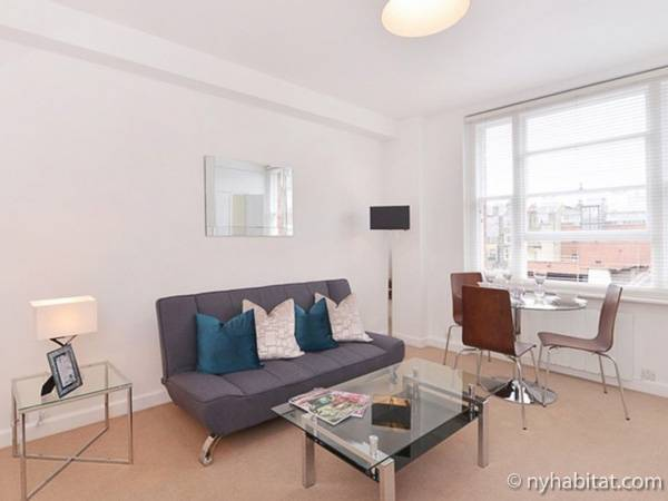 London - Studio apartment - Apartment reference LN-1819