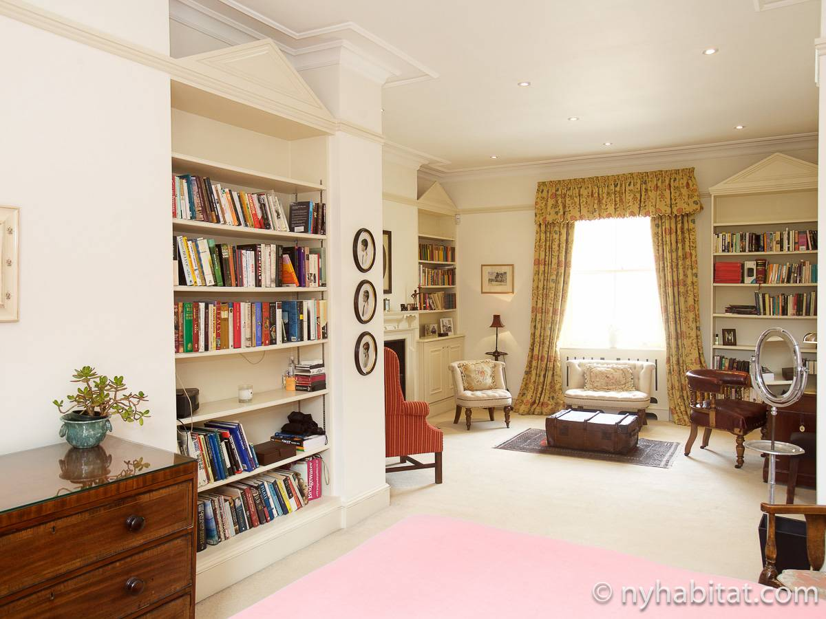 London Accommodation: 3 Bedroom Triplex Apartment Rental ...