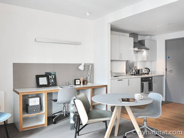 London - Studio apartment - Apartment reference LN-1829