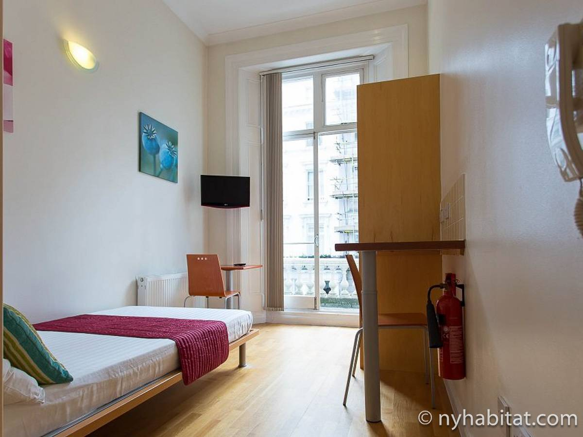 London - Studio apartment - Apartment reference LN-1852