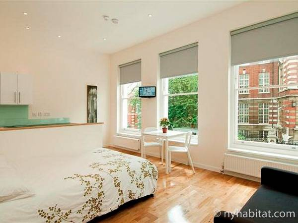 London Studio apartment - Apartment reference LN-1878