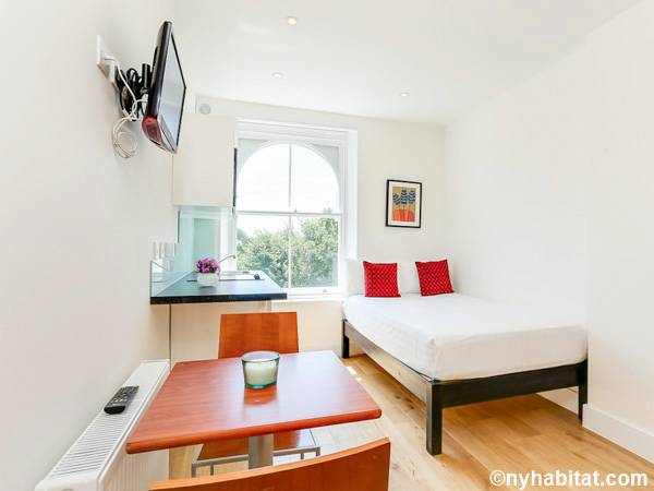 London - Studio apartment - Apartment reference LN-1891