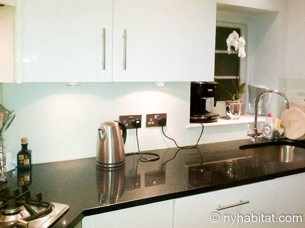London 1 Bedroom - Duplex apartment - kitchen (LN-1918) photo 3 of 4