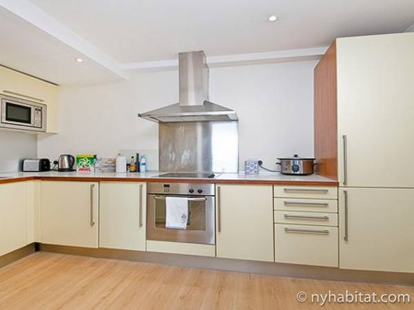 London 1 Bedroom accommodation - kitchen (LN-1919) photo 1 of 1