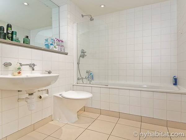 London 1 Bedroom accommodation - bathroom (LN-1919) photo 1 of 1