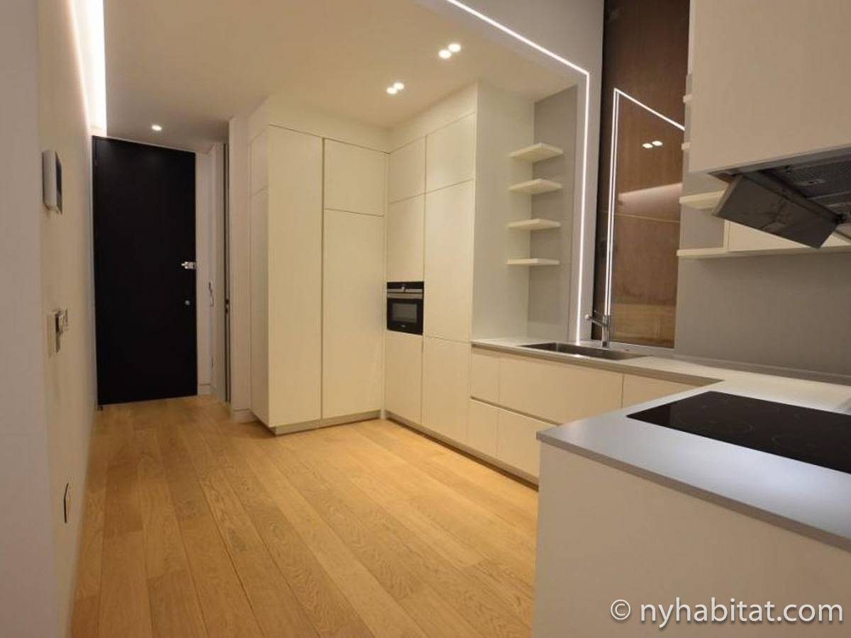 London 1 Bedroom apartment - kitchen (LN-1920) photo 1 of 2