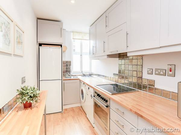 London 1 Bedroom apartment - kitchen (LN-1931) photo 1 of 2