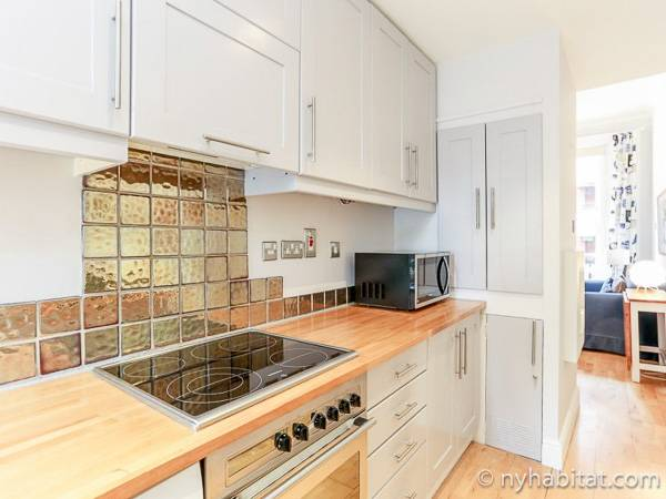 London 1 Bedroom apartment - kitchen (LN-1931) photo 2 of 2
