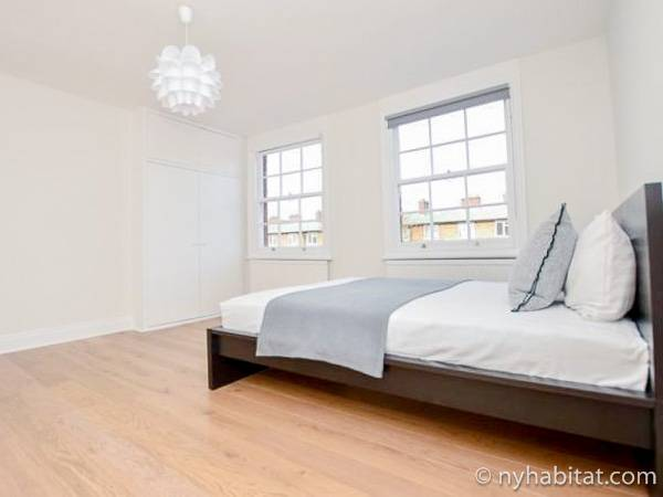 Londres T3 - Duplex logement location appartement - chambre 1 (LN-1941) photo 2 sur 4