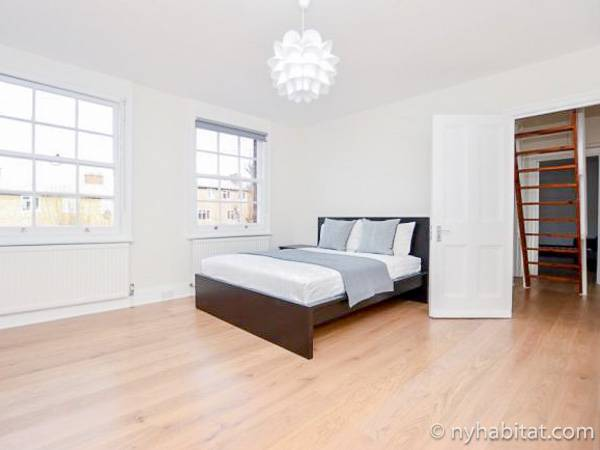 Londres T3 - Duplex logement location appartement - chambre 1 (LN-1941) photo 3 sur 4
