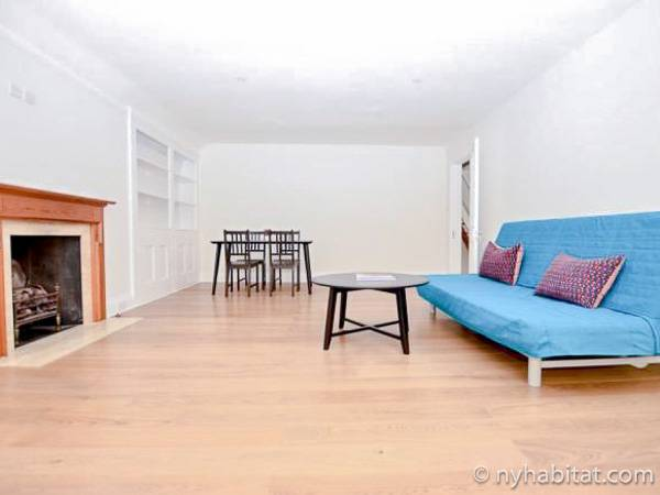 London 2 Bedroom - Duplex apartment - living room (LN-1941) photo 1 of 3