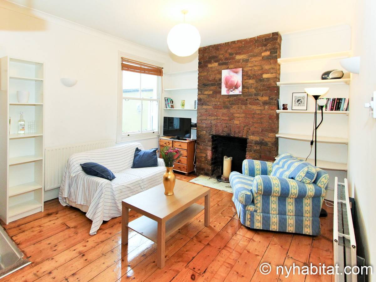 London 3 Bedroom   Duplex Apartment   Living Room (LN 1951) Photo 1 ...
