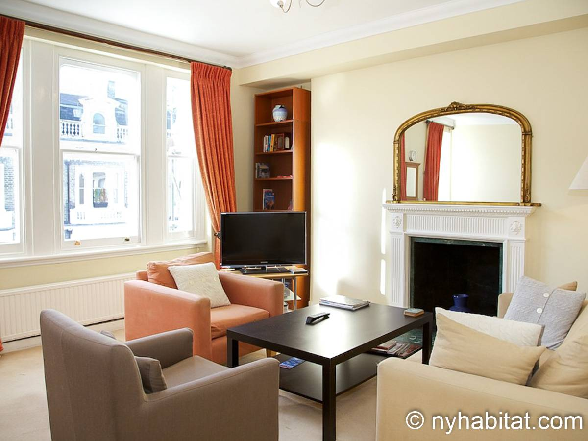 London - 2 Bedroom accommodation - Apartment reference LN-1955