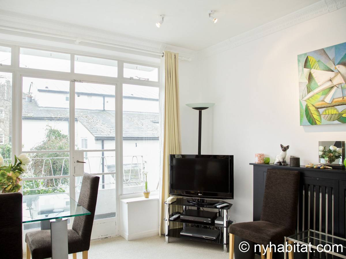 London - 2 Bedroom accommodation - Apartment reference LN-1958