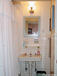 New York 3 Bedroom - Duplex roommate share apartment - bathroom (NY-11) photo 1 of 3