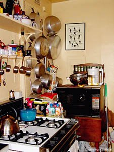 New York 3 Bedroom - Duplex roommate share apartment - kitchen (NY-11) photo 1 of 4
