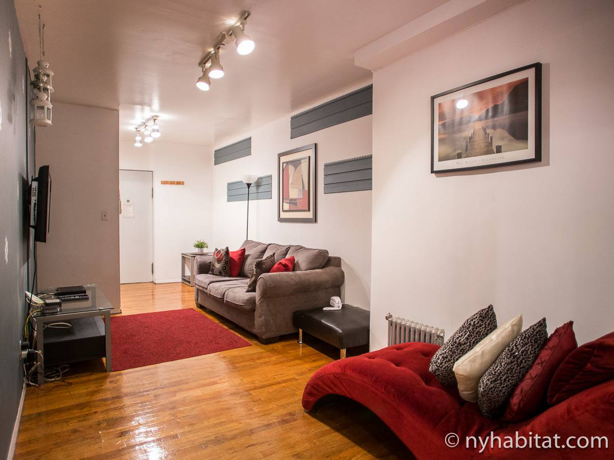 New York Apartment  2 Bedroom Apartment Rental In East Village  Ny