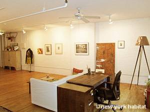 new york apartment: 2 bedroom loft apartment rental in tribeca (ny