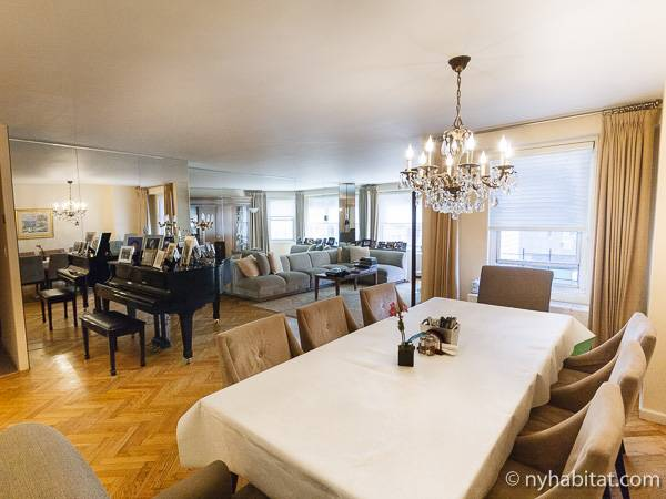 New York 4 Bedroom apartment - Apartment reference NY-772
