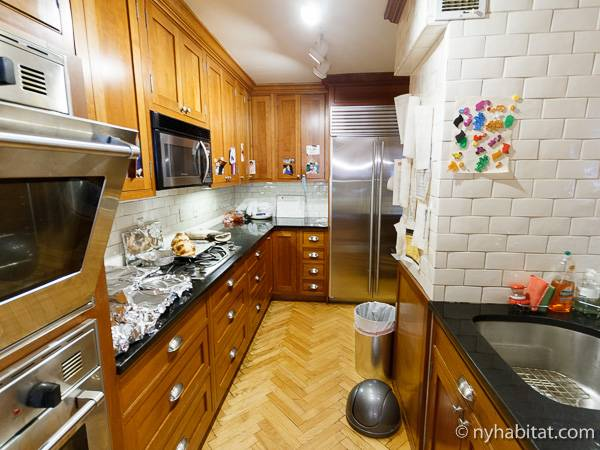 New York 4 Bedroom apartment - kitchen (NY-772) photo 1 of 7