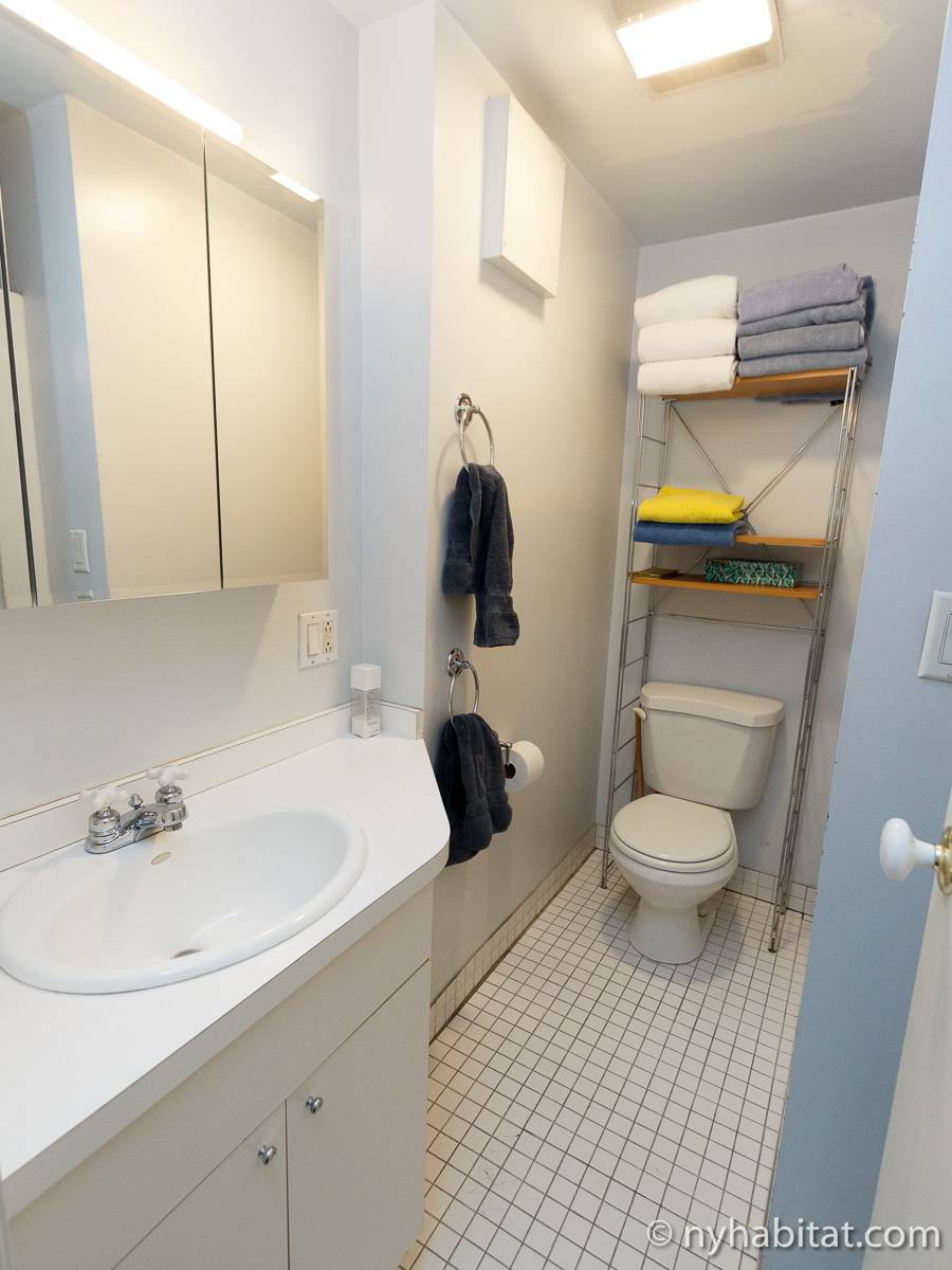 New York Apartment: 2 Bedroom Loft Apartment Rental in Chelsea (NY ...