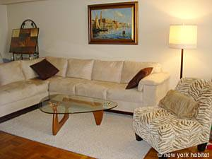 New York 2 Bedroom roommate share apartment - living room (NY-10247) photo 7 of 10
