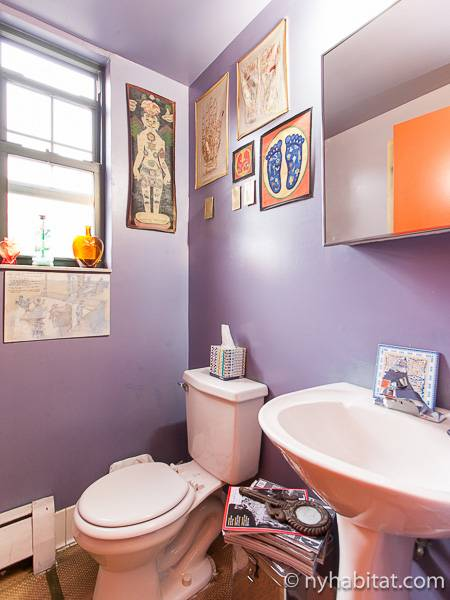 new york 2 bedroom duplex apartment bathroom 2 ny 10893 photo 1