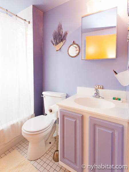 new york 2 bedroom duplex apartment bathroom 1 ny 10893 photo 2