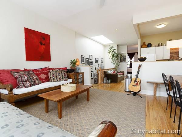New York Accommodation 4 Bedroom Duplex Apartment Rental In Harlem NY 11038