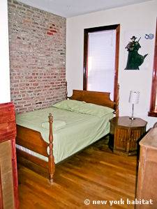 New York 2 Bedroom apartment - bedroom 2 (NY-11137) photo 6 of 6
