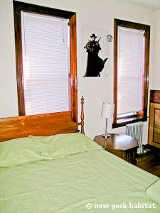 New York 2 Bedroom apartment - bedroom 2 (NY-11137) photo 3 of 6