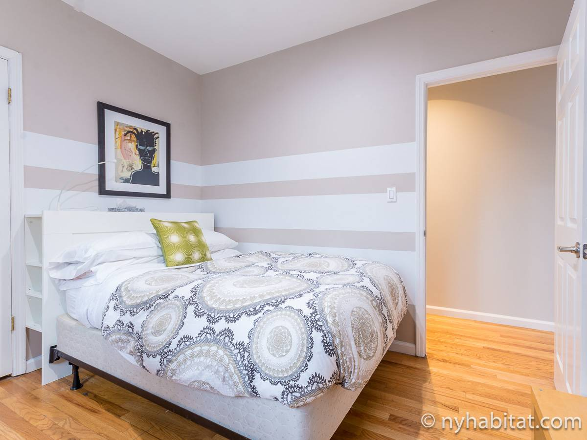 New York 3 Bedroom roommate share apartment - bedroom 2 (NY-11228) photo 3 of 6