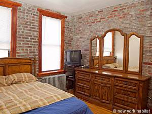 New York 2 Bedroom apartment - bedroom 1 (NY-11263) photo 1 of 4