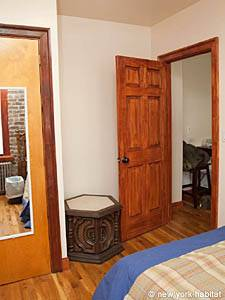 New York 2 Bedroom apartment - bedroom 1 (NY-11263) photo 3 of 4