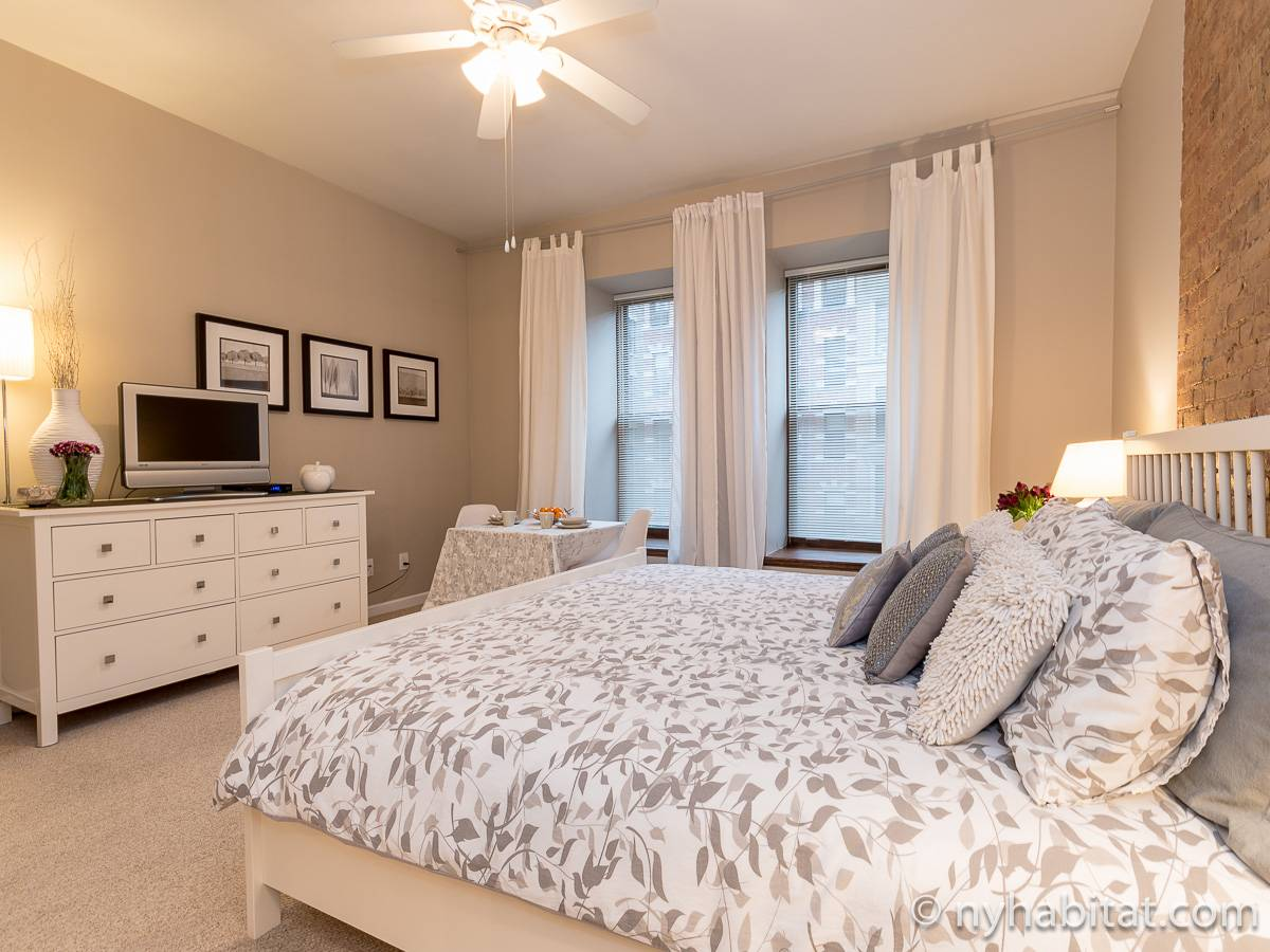 New York T3 appartement bed breakfast - chambre 2 (NY-11527) photo 6 sur 6