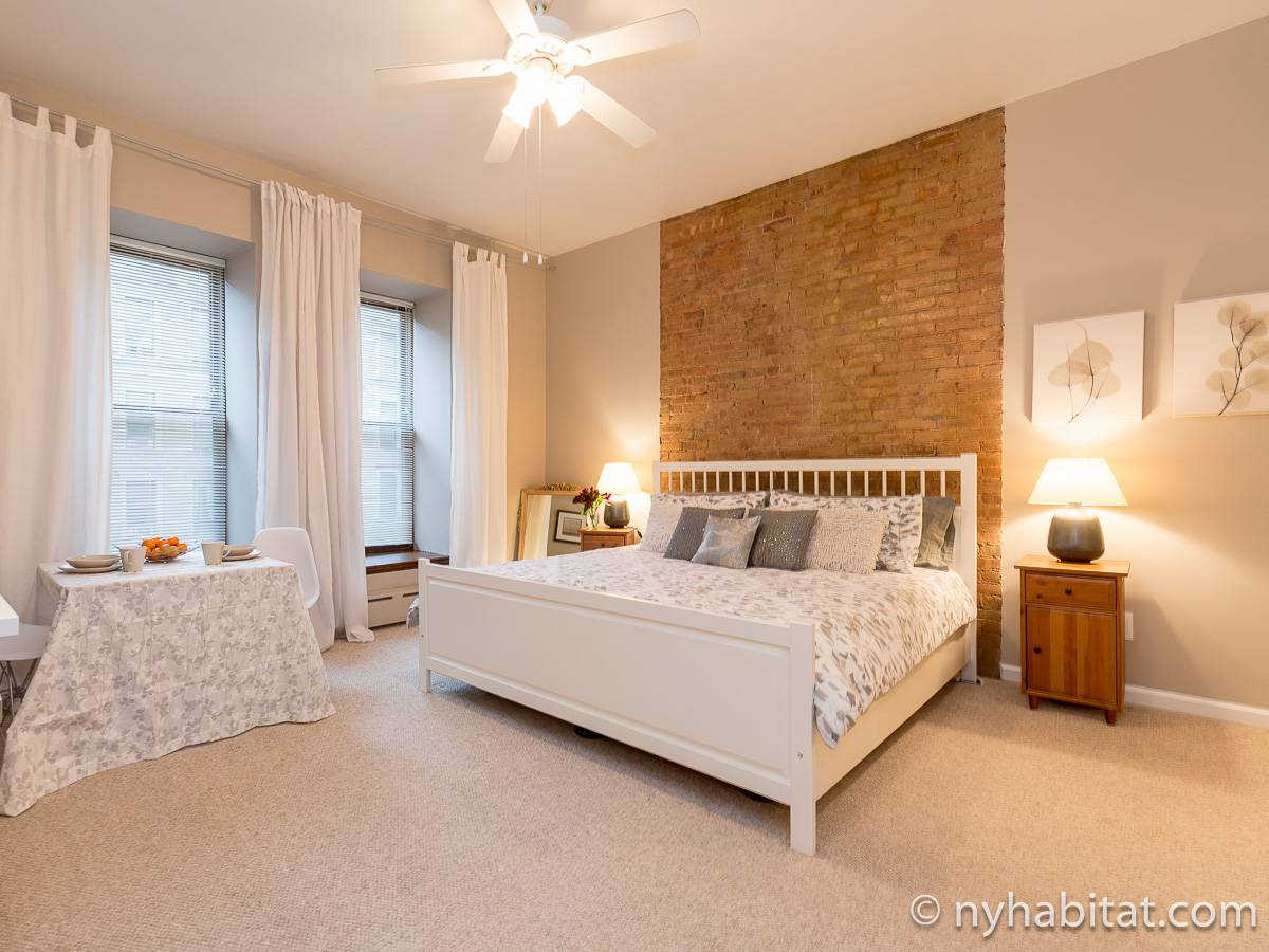 New York T3 appartement bed breakfast - chambre 2 (NY-11527) photo 1 sur 6