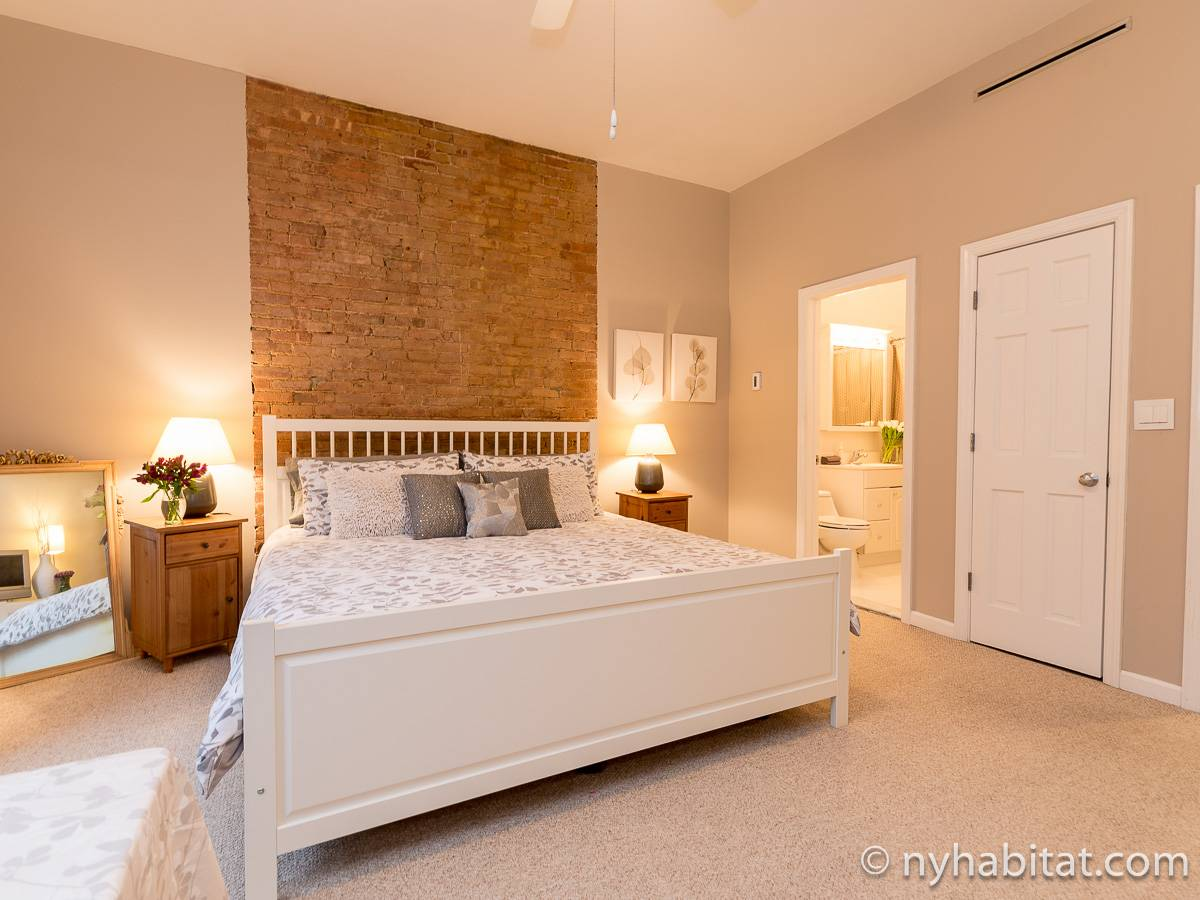New York T3 appartement bed breakfast - chambre 2 (NY-11527) photo 4 sur 6