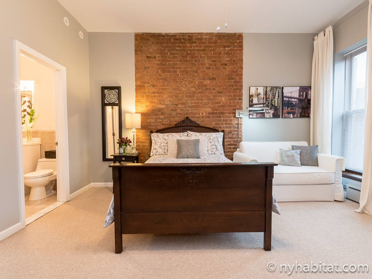 New York T3 appartement bed breakfast - chambre 1 (NY-11527) photo 2 sur 6