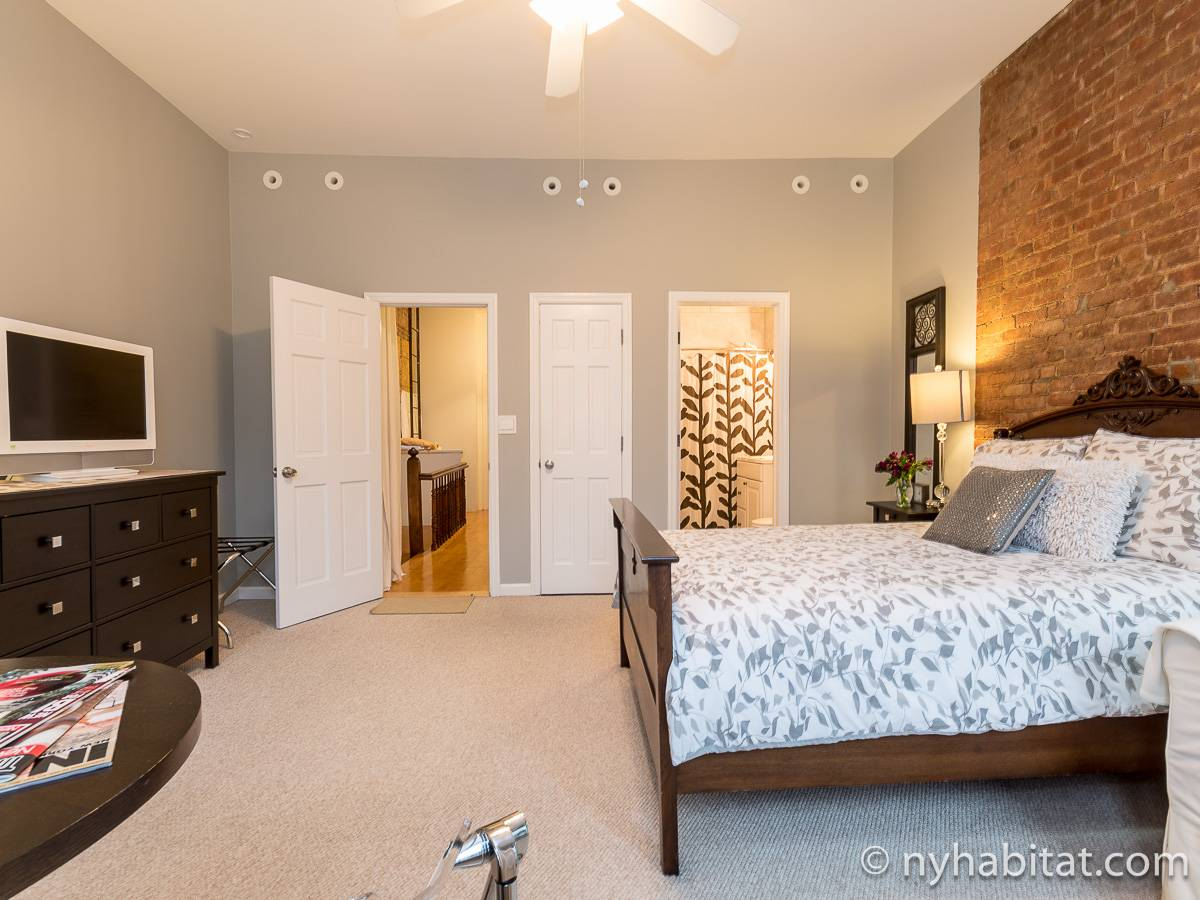 New York T3 appartement bed breakfast - chambre 1 (NY-11527) photo 6 sur 6