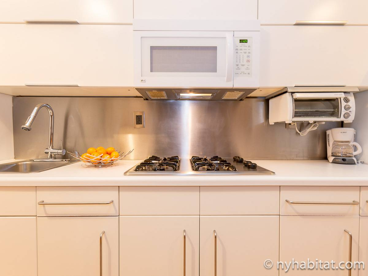 New York T3 appartement bed breakfast - cuisine (NY-11527) photo 4 sur 4