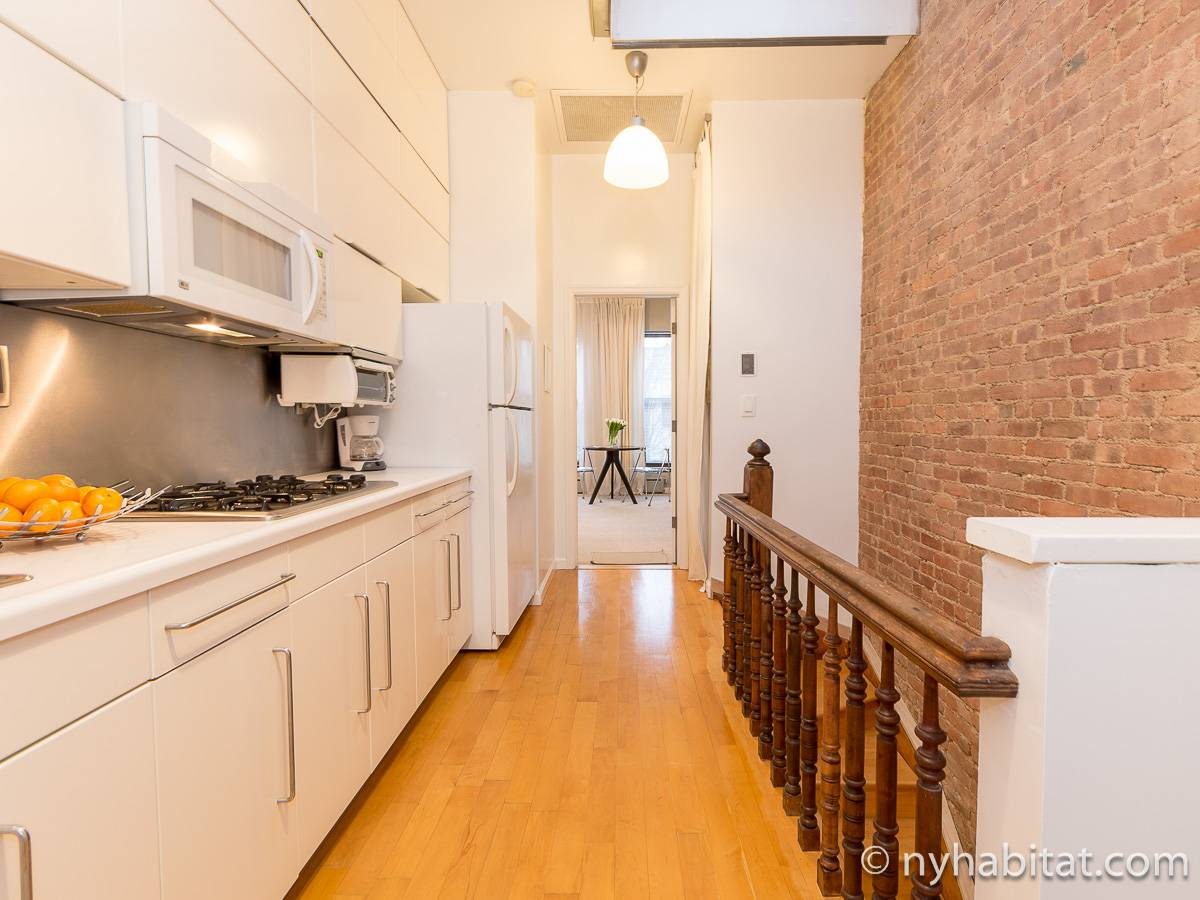 New York T3 appartement bed breakfast - cuisine (NY-11527) photo 1 sur 4