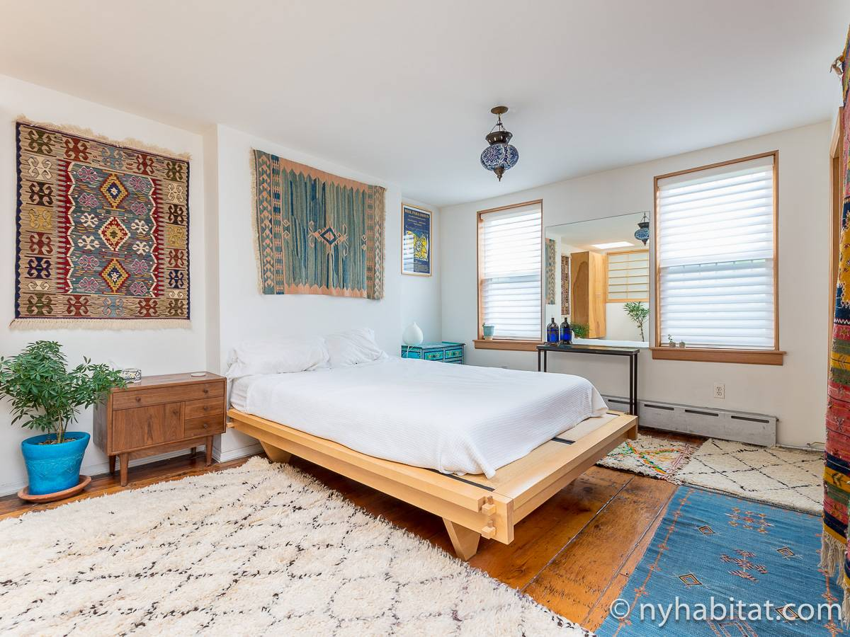New York - T3 appartement location vacances - Appartement référence NY-11596