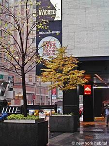 Appartamento a new york monolocale midtown west ny 11944 for Appartamenti midtown new york