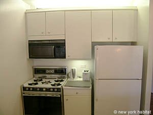 New York T2 logement location appartement - cuisine (NY-11945) photo 2 sur 2